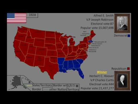 [Revised]U.S Presidential Elections 1789-2016
