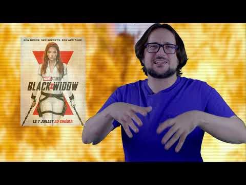 BLACK WIDOW – Chrono-Critique par Benzaie