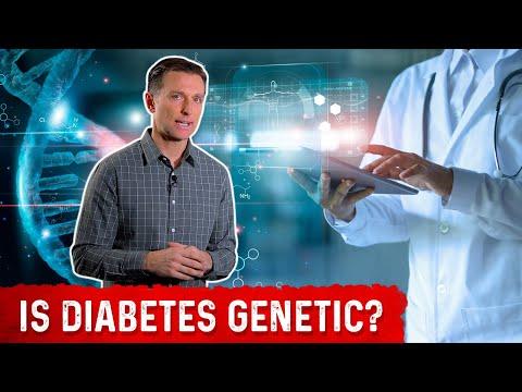 Is Diabetes Completely Genetic?