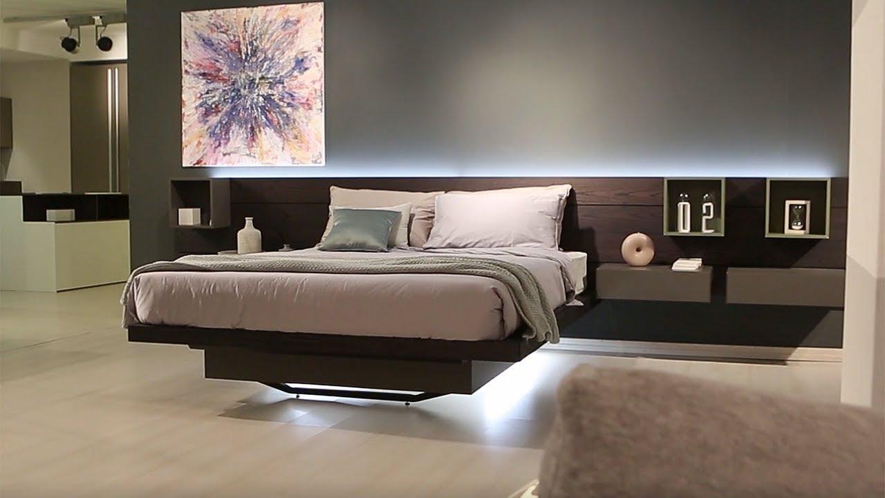 Letti Con Contenitore Design.Modern Bed Sorvolo By Fimar Fimar Mobili