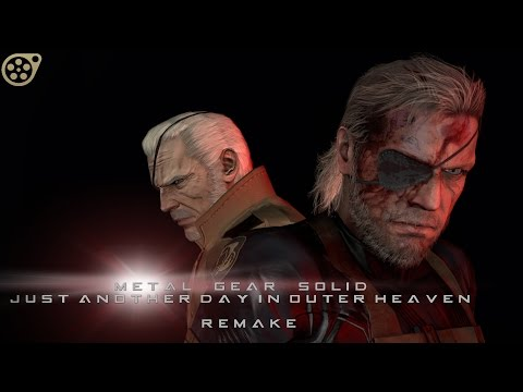 [SFM] Metal Gear Solid: Just Another Day In Outer Heaven REMAKE