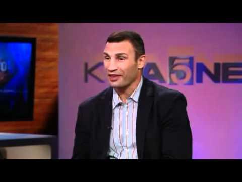 VITALI & WLADIMIR INTERVIEW HD