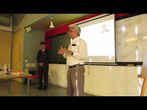 Dr. Nagendra Gajjar Speaking at Teksun Annual Meeting 2016