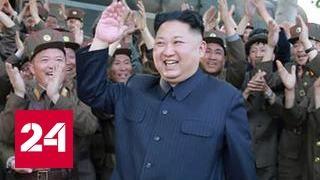 В КНДР успешно испытали новую систему ПВО