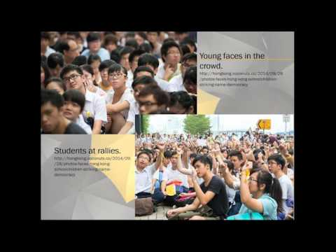 Hong Kong Webinar: Demographics of Protests