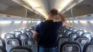 20.11.2016 - Аэропорт Камрань. Неудачная посадка. Boeing-757-200