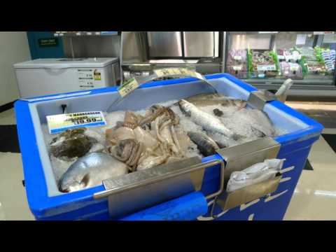 Supermarket Auckland New Zealand
