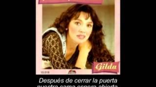 Baixar Gilda - NO ME ARREPIENTO DE ESTE AMOR - Subtitulado