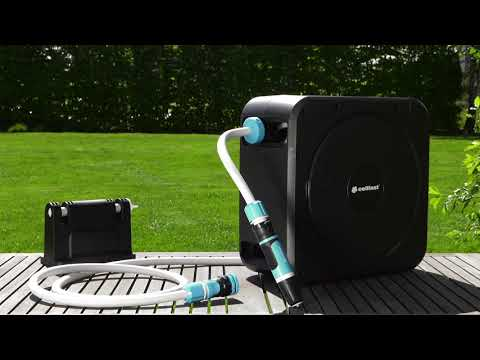 Cellfast - prezentacja Automatycznego zwijacza węża ogrodowego ERGO™
