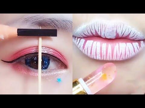 Beautiful Eye Makeup Tutorial Compilation ♥ 2019 ♥ 485