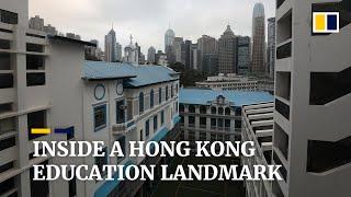 Inside St Joseph's College: Hong Kong's historic school for boys