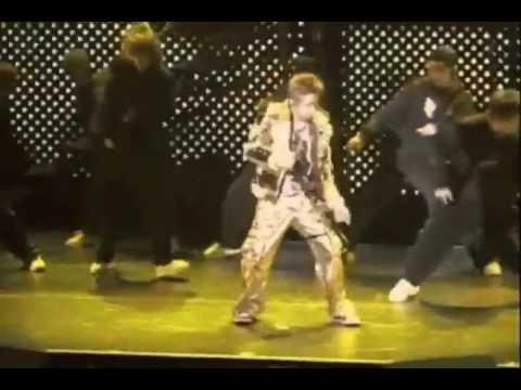 無重力ダンス