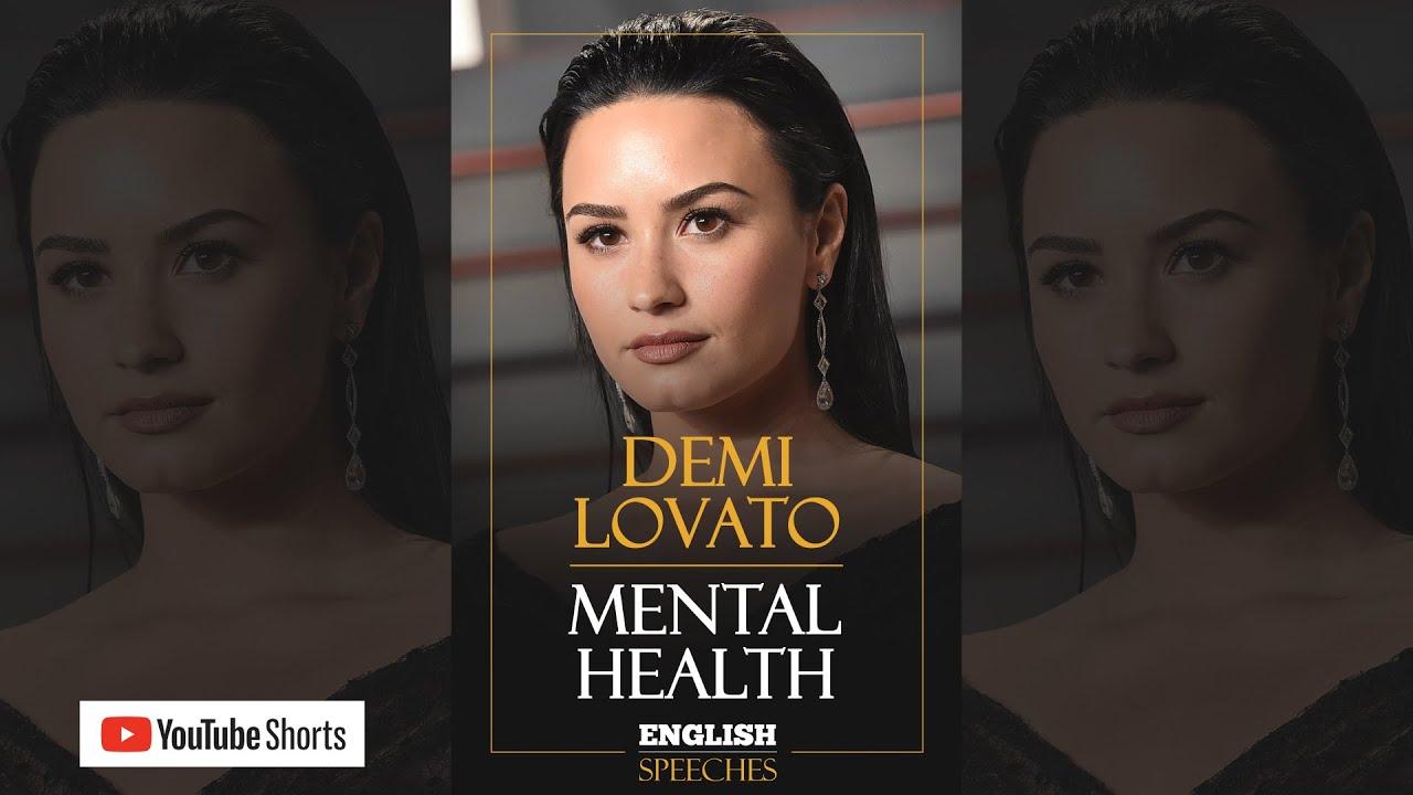 #shorts   DEMI LOVATO: Mental Health (English Subtitles)