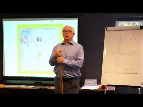 Johnny Ball - Teenage Maths for Life Workshop - 21st March 2014