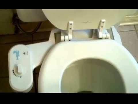 Refresh It Bidet Demo Fail This Guy Has An Embarrassing Experience
