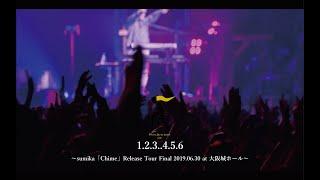 sumika / 1.2.3..4.5.6【Dress farm】Live at 大阪城ホール 2019.06.30