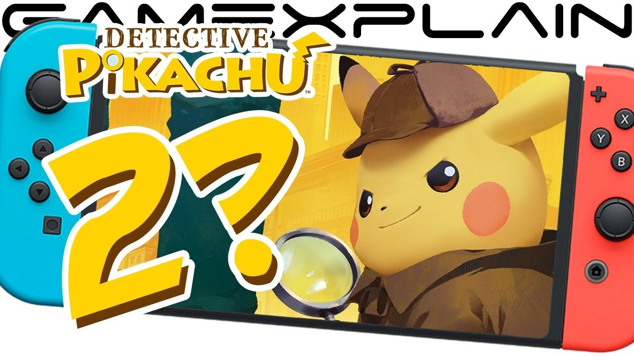 Detective Pikachu Coming To Nintendo Switch Will Conclude The
