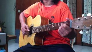 foolish heart nina guitar cover-fritz