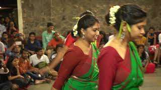 Cultural programme on the occasion of Indigenous Day at TISS