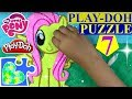 MY LITTLE PONY PLAY-DOH PUZZLE FOR KIDS #7  AMAZING and FUNNY!!!