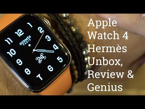 Apple Watch Series 4 Hermès Review: From a Marketing Pro's Perspective