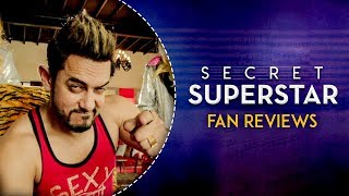 Fan Reviews 1 | Secret Superstar | 19th October