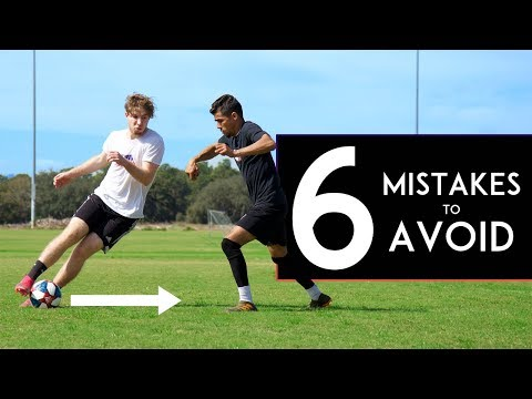 6 Mistakes Players Should NEVER Make