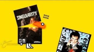 SINGULARITY (Zero Punctuation) (Video Game Video Review)