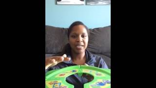 Sesame Street Travel Potty Seat Review