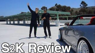 the silver bullet honda s2000 review