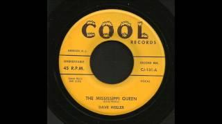 Dave Weller - The Mississippi Queen - Rockabilly 45