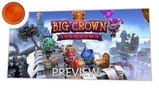 Big Crown: Showdown - Preview - Xbox One