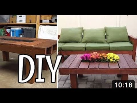 7 AMAZING DIY PROJECTS MADE FROM 100% WOOD 2019