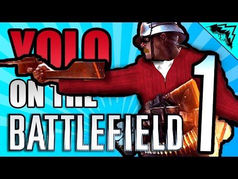"KEN BONE CHO CHO TRAIN ""YOLO on the Battlefield 1"" #84 Serious StoneMountain64"