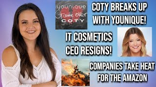 What's_Up_In_Makeup_NEWS!_IT_Cosmetics_Founder_Resigns!_Coty_Sells_Younique_Shares_&_MORE!