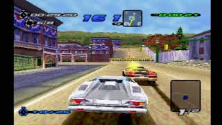 Need For Speed 3 Hot Pursuit | Hometown | Hot Pursuit Race 215