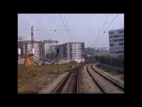 The Estoril Railway in 1997 - Driver's Eye View