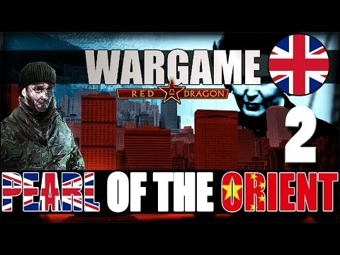 Wargame: Red Dragon -Campaign- Pearl of the Orient: 2