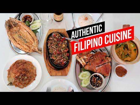 Authentic FILIPINO FOOD | LAGUNA MABUHAY | Things To Eat In KL