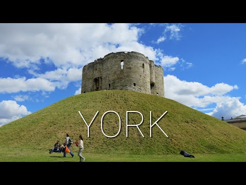 Vlog #21: York, England ||HIGH TEA AT BETTYS TEA ROOMS