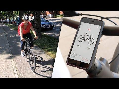 E-Bike Cowboy im