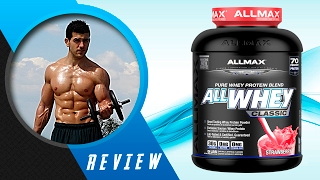 AllMax AllWhey Review   Sompare.com