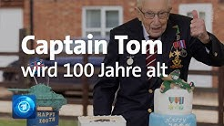 Captain Tom wird 100