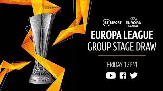 UEFA Europa League 2020/21 group stage