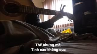 Lỗi ở yêu thương - Guitar solo