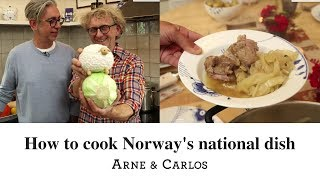 How to cook Norway's National dish: Fårikål (sheep in cabbage) by ARNE & CARLOS