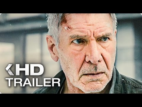 BLADE RUNNER 2049 Trailer German Deutsch (2017)