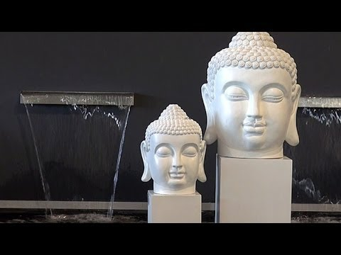 buddha statt gartenzwerg trends f r den garten youtube. Black Bedroom Furniture Sets. Home Design Ideas