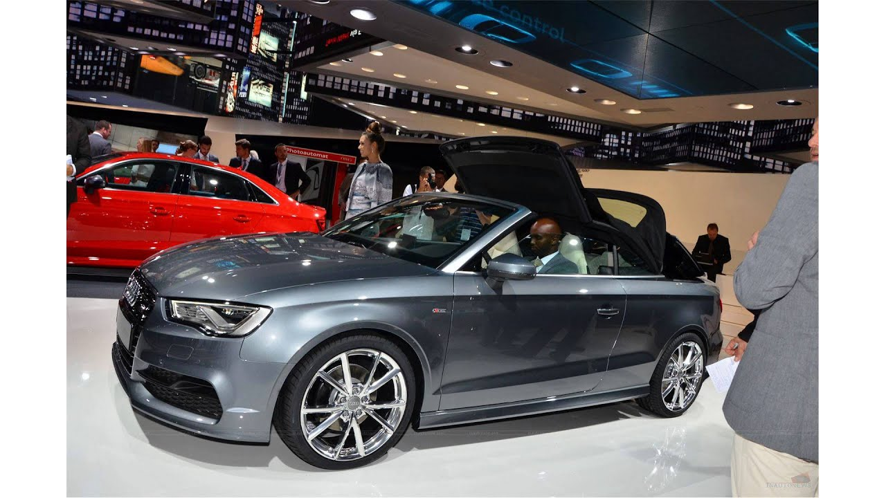 2015 Model Audi A3 Cabriolet Youtube