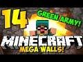 Minecraft - Mega Walls: THE GREEN ARMY (HD)